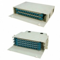 OPTICAL FIBRE PATCH PANEL, DISTRIBUTION FRAME