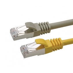 CAT6A S/FTP PATCH CORD,SHIELDED
