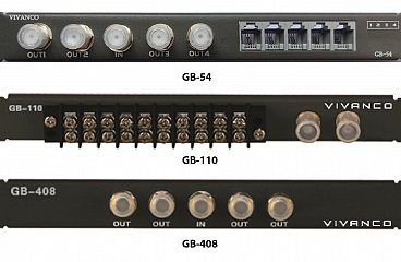 CATV/Voice Modules